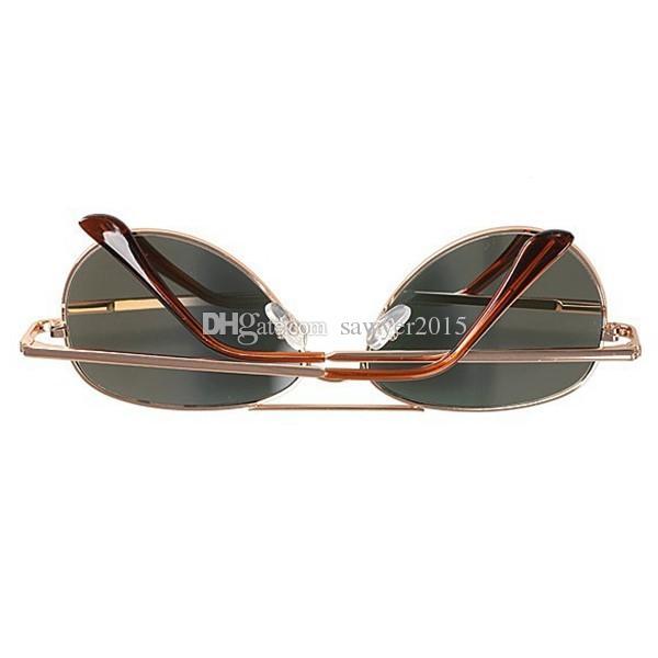 Gafas de sol MINI al aire libre Gafas de sol con espejo retrovisor Gafas de sol polarizadas con espejo retrovisor detrás del monitor trasero con caja de venta al por menor
