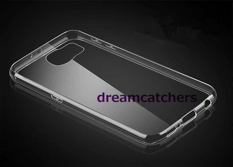 Transparente macio claro tpu case para iphone x 8 7 ultra fino caso de cristal de borracha flexibilidade tampa da pele traseira para samsung s7 s8 além de