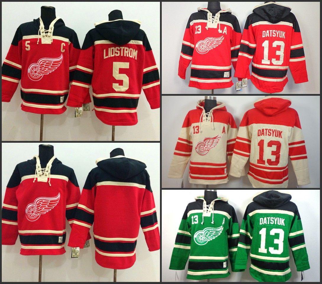 Detroit red wings hoodies cheap