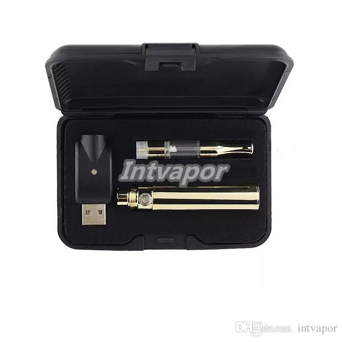 New Sale vape Electronic cigarette G2 Starter Vape Pack Kits Pen G2 for Vaporizer Battery Kit 510 thread with box-03