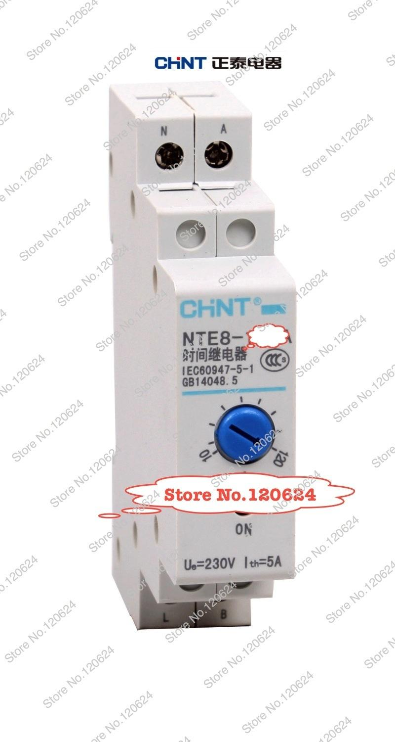 2018 Chint Nte8 10a Ce Time Delay Relay Control Off Programmable Digital Timer Circuit Switch Din Rail From Phoenix2 4579