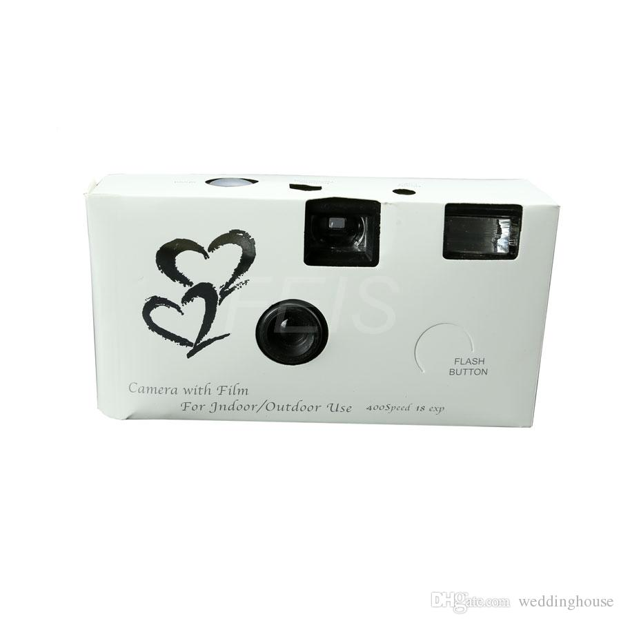 Disposable Wedding Camera Gifts Accessories Supplies Travel Products Promotional Gift 10 X HEARTS DISPOSABLE CAMERA