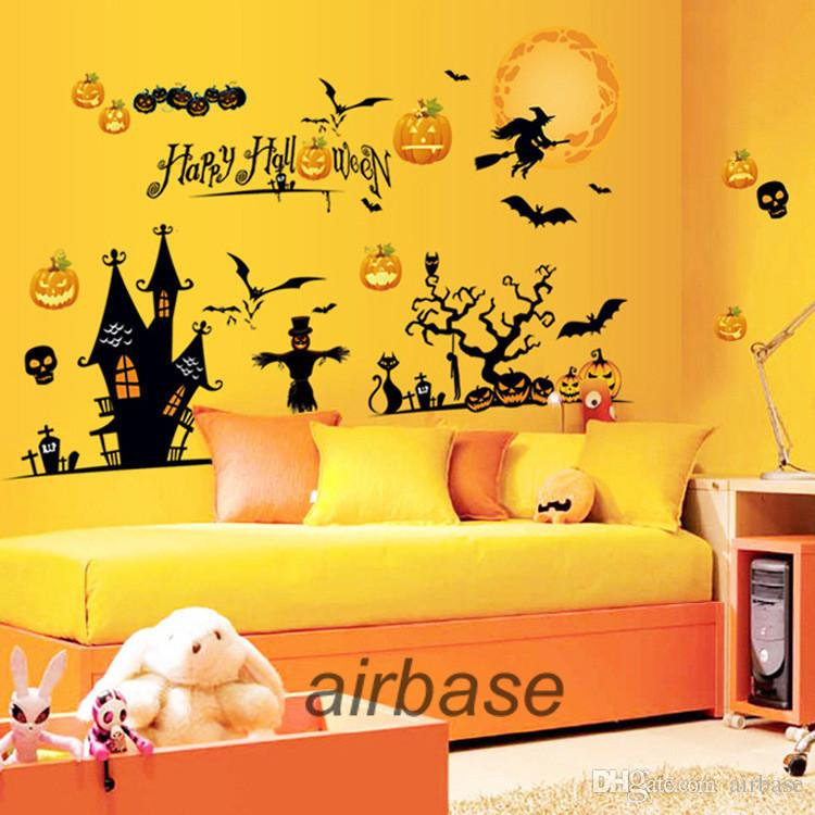 see larger image - Halloween Wall Decor