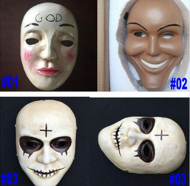 2017 adult mask the purge movie anarchy 2 horror mask killer halloween masquerade masks festival face mask from jessiebee 4291 dhgatecom - Purge Anarchy Masks For Halloween