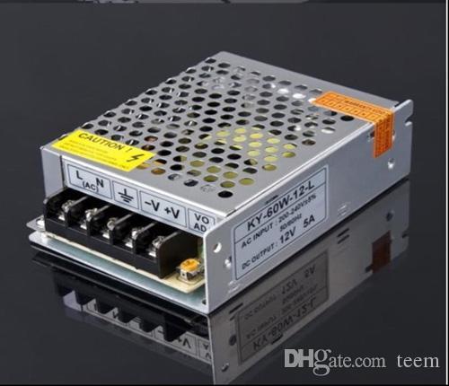 الصمام التبديل إمدادات الطاقة 10a 120 واط 15a 180 واط 5a 60 واط 3.2a 40 واط أدى محول محول 100-240 فولت إلى 12 فولت أدى قطاع ضوء x10