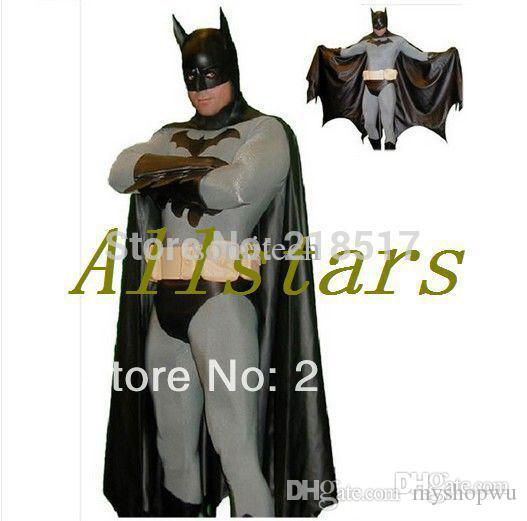 Wholesale Adult And Kids Batman Costume Halloween Costumes For Men Bodysuit Zentai Plus Size Custom Carnival Superhero Cosplay D 1312 Hollywood Costumes ...  sc 1 st  DHgate.com & Wholesale Adult And Kids Batman Costume Halloween Costumes For Men ...