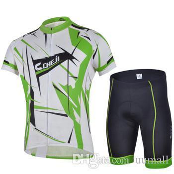 Cheji Mountain Bike Clothes Team Cycling Jersey Shirts Hot Sale Men Short  Sleeve Cycling Apparel Biking Pants Novelty Cycling Jerseys From Uumall 7ee6e1f66