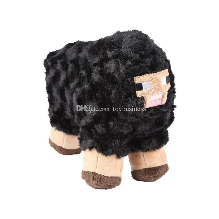 2016 Minecraft Plush Toys Hot Plush Toys Game Cartoon Toys Minecraft Cartoon Game Toys Christmas Gifts for Child