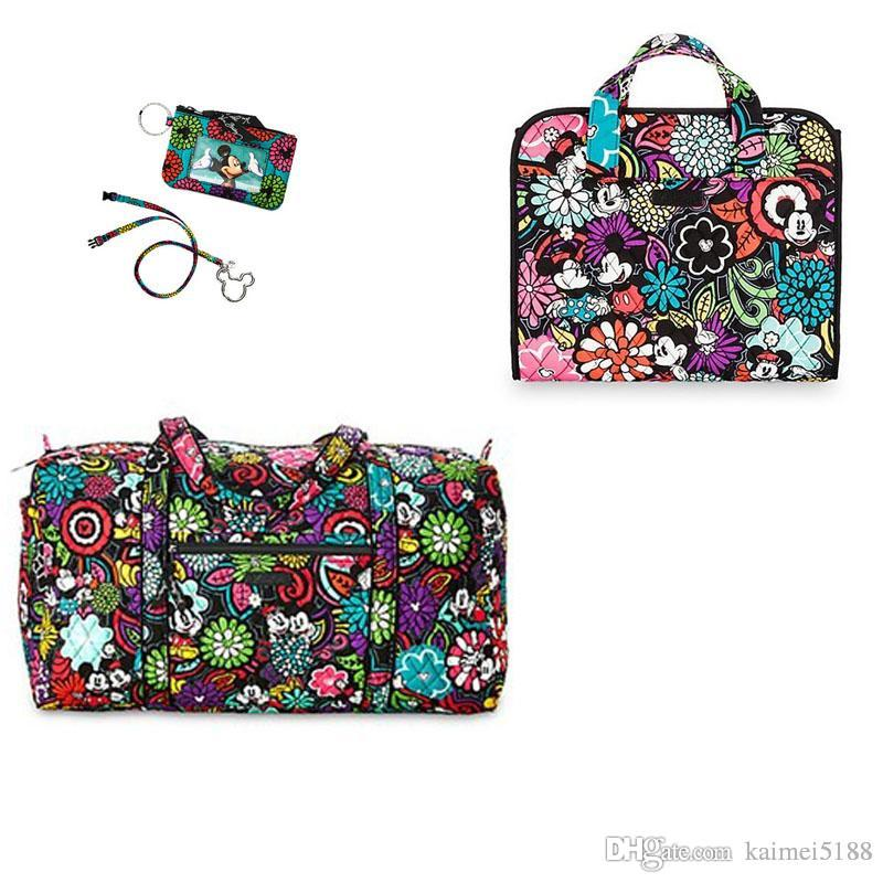 Cartoon Travel Cotton Duffel Bag Capacity Travel Bags Duffel with Organizer  Cosmetic Travel Bag Free Card Bag Travel Bag Online with  83.84 Piece on ... f0607c39ec