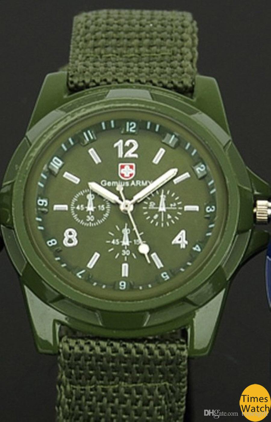 Hot sale Men's Luxury Analog new fashion TRENDY SPORT MILITARY STYLE WRIST WATCH SWISS ARMY quartz watches