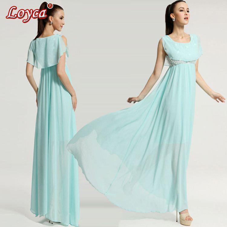Causal Long Summer Dresses for Juniors 2014