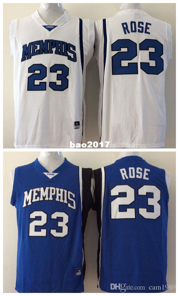 d rose memphis jersey