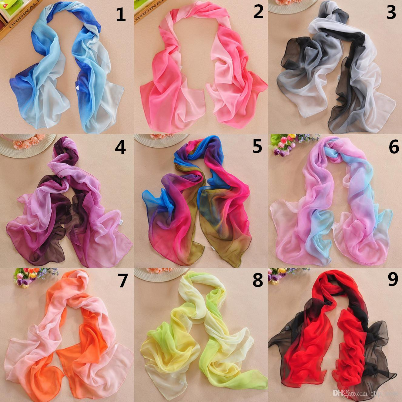 Cheap Colorful 2015 Women'S Scarves Chiffon Infinity Stylish Scarf ...