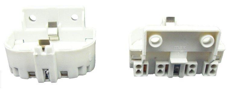 2G11 adaptador de casquillo de la lámpara, la base de la luz por uv bombilla