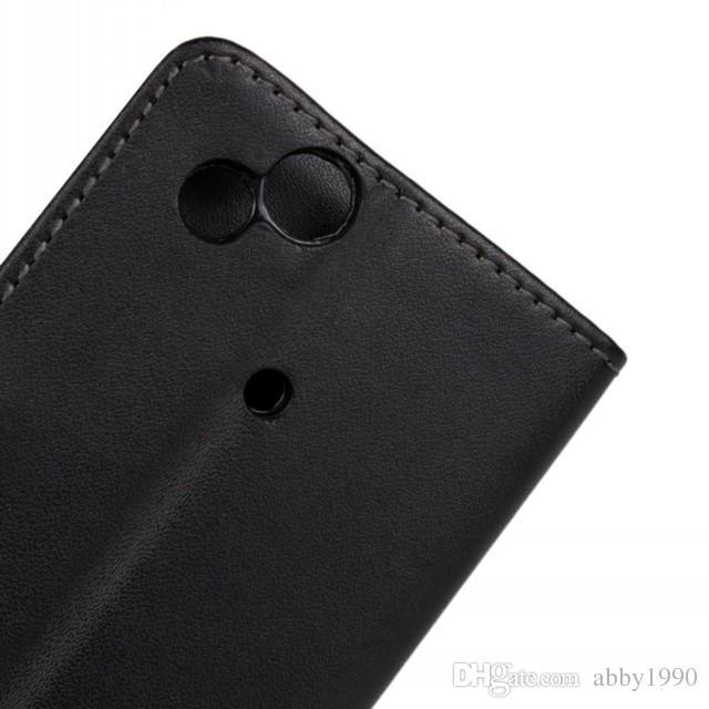 Caso della copertura di vibrazione del raccoglitore del raccoglitore del cuoio dell'unità di elaborazione calda all'ingrosso Sony Ericsson Xperia Arc LT15i che spedice liberamente