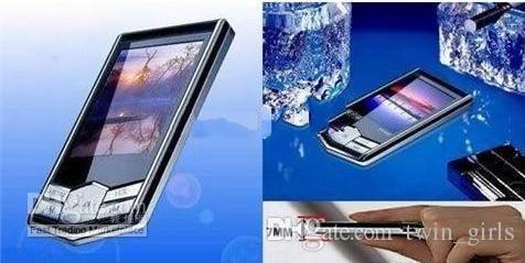 Toptan - MP4 Çalar MP3 Çalarlar Yeni 8 GB 16 GB İnce LCD Ekran PMP Video Media FM Radyo Çalar Freeship