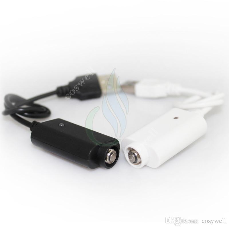 Cigarrillos electrónicos Cargador USB ego Carga con IC protege 4 ego T 510 mod evod vision mini e cig cigarrillo vapor mods Cargador de batería DHL
