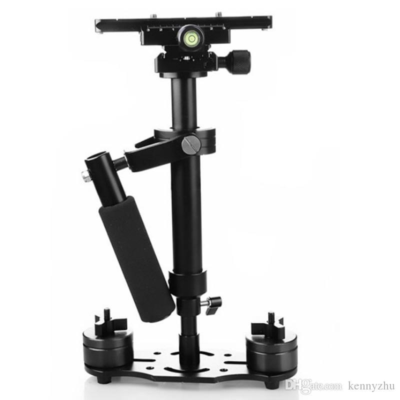 البسيطة المحمولة المحمولة الألومنيوم مثبت S-60 60CM لكاميرا DV كاميرا فيديو DSLR نيكون