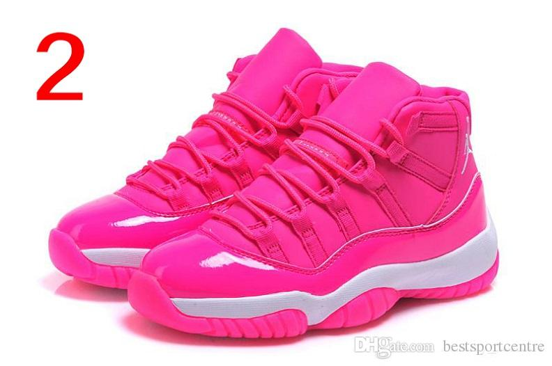 Nike Air Jordan 11 Basketball Shoes