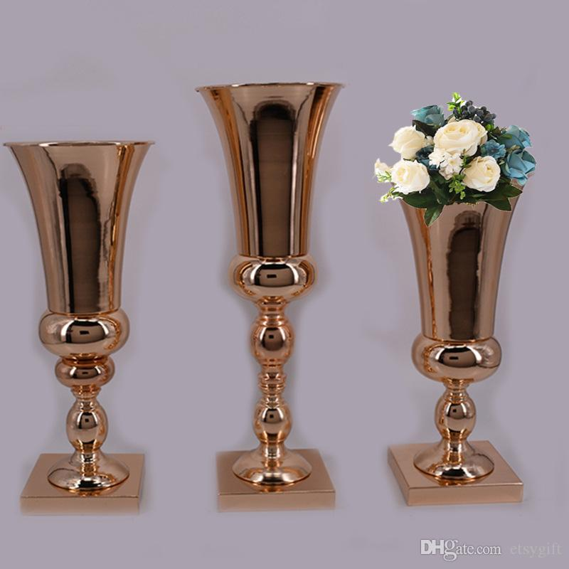 Wholesale Wedding Centerpiece Flower Ball Holder 17 18 21 Inch Tall