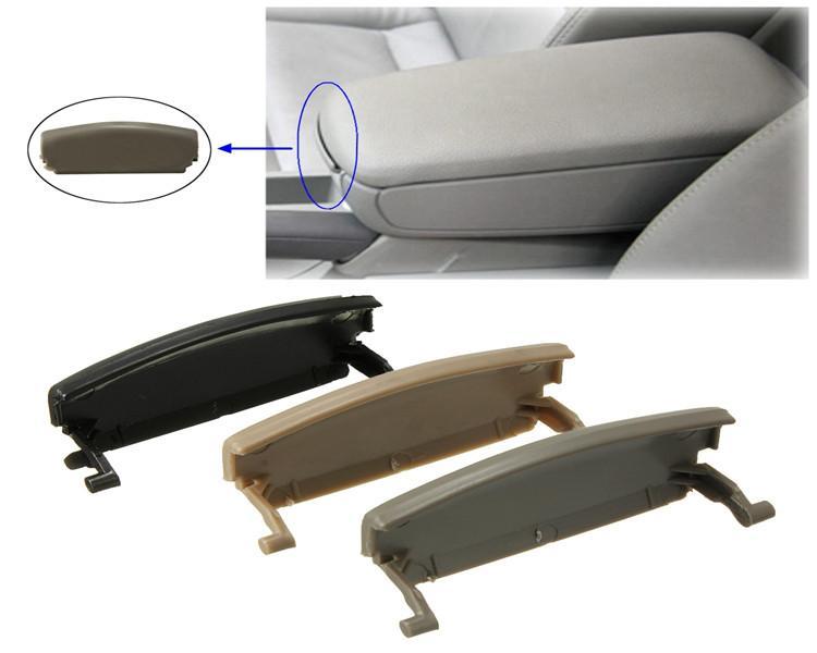 1x Accoudoir, couvercle, clip de verrouillage, pour cache-console centrale AUDI A4 B6, E177B, commande de 18 $, pas de rail