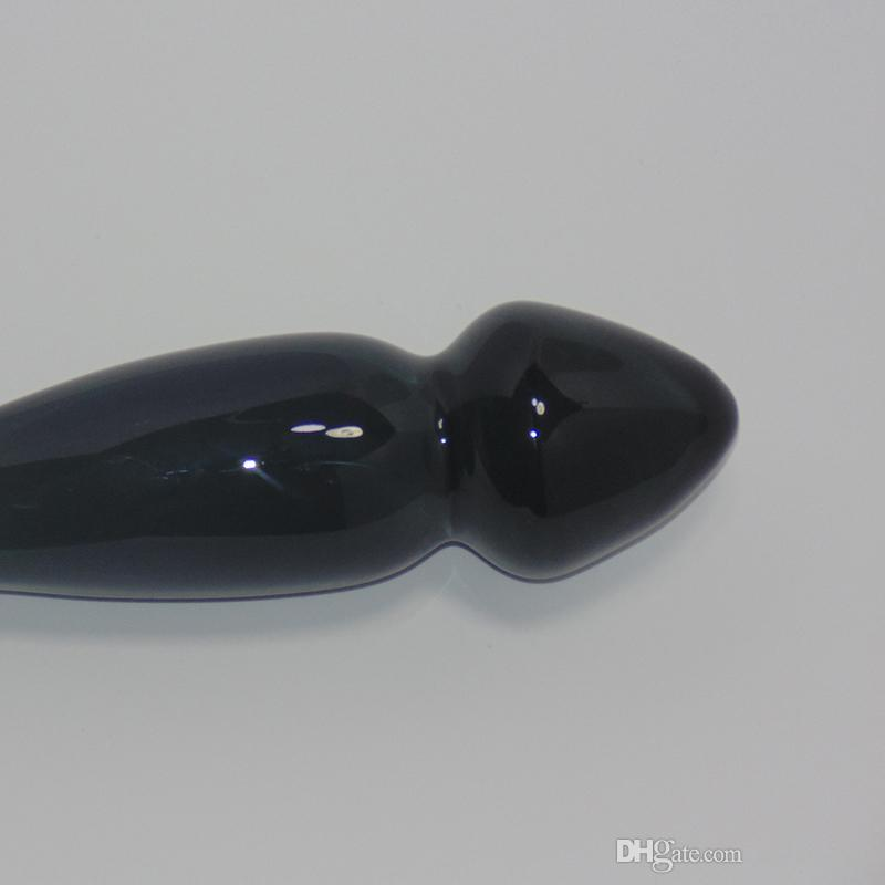 8inch Glass Dildos, Anal Penis, Realistic Cock 여성 자위 제품, 여성을위한 섹스 토이