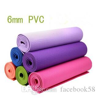 2019 New Fitness Products Eco Friendly Antibiotic Yoga Mat 6mm Yoga Mat Backpack From Facebook58 27 44 Dhgate Com
