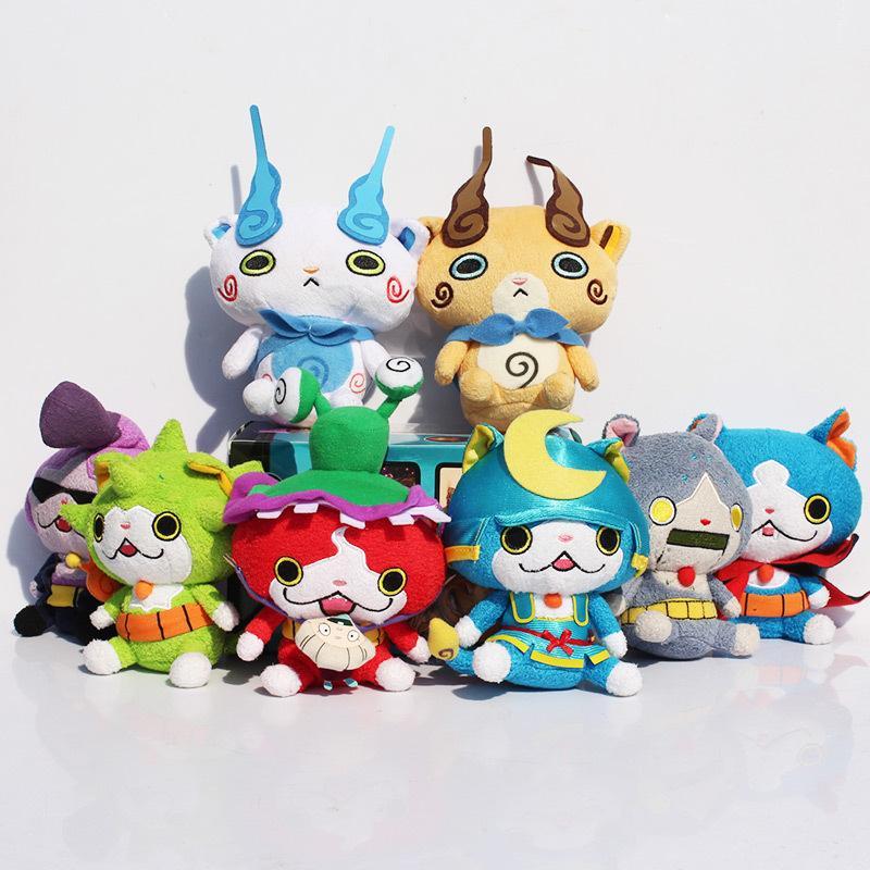 2019 EMS Japanese Animation Cute Yo Kai Watch Youkai Watch