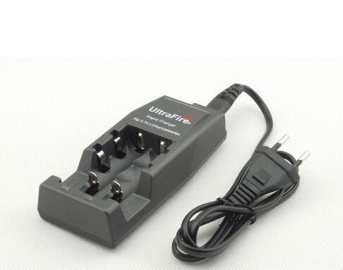 Carregador rápido universal para toda a bateria recarregável do lítio de 18650/14500/16340 3.7V