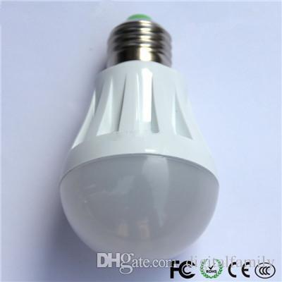 Hot sale LED Lights 3W 5W 7W LED Bulb 110V 220v 230v 240v E27/B22 Led Lamp White/Warm White smd 2835 Led Light Spotlight