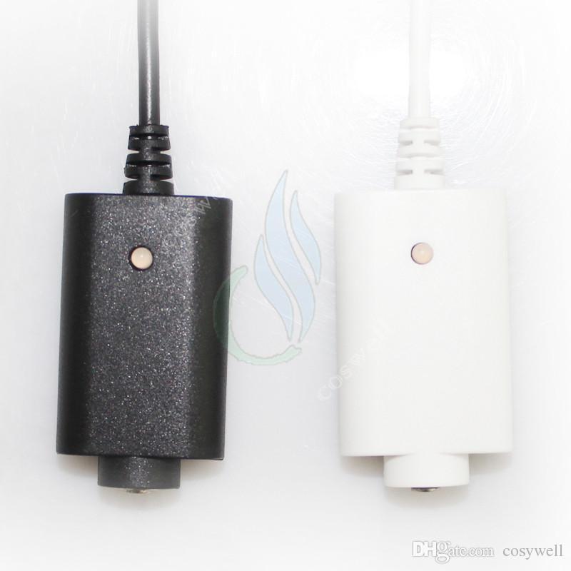 Elektroniczne papierosy ładowarki USB Ładowanie EGO z IC Protect 4 ego T 510 Mod Evod Vision Mini Eg Papieros Mods Pary Modger baterii DHL