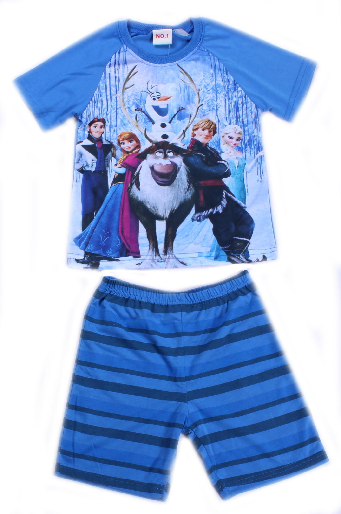 Short Pajamas For Boys Breeze Clothing