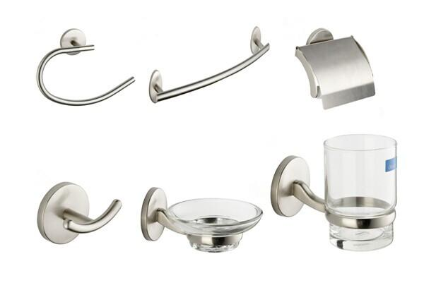 Bath Hardware Sets,set Bathroom Accessories Set Bathroom Rack ...