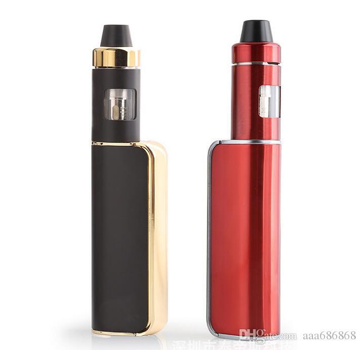nouvelle cigarette électronique 60W grande puissance Mini Pack batterie 2600 mah stylo vape sécurité et santé ecig instock vente chaude et de haute qualité