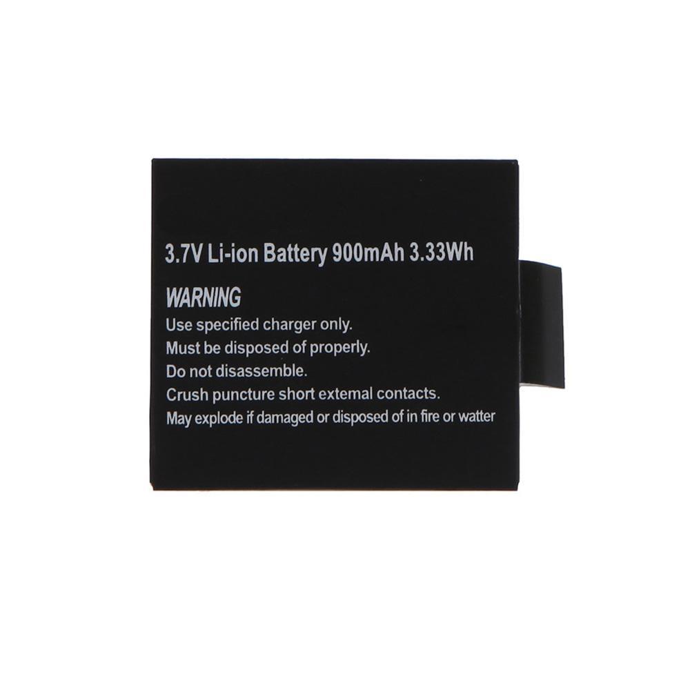 3.7V 900mAh Li-ion Battery Replacement Battery for SJ4000 SJ5000 M10 RC FPV Sports Camera order<$18no track