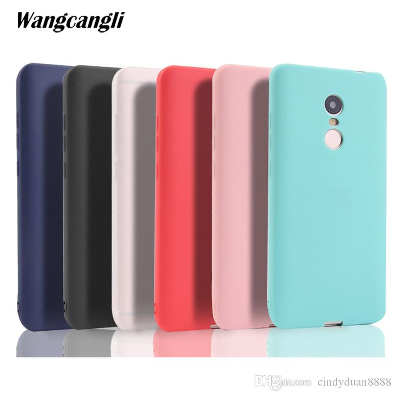 the best attitude 48aeb b569b For xiaomi redmi 5 5 plus 5A note 4 note 4X case Phone Back Cover for  xiaomi redmi 4 X Case luxury Shockproof Soft TPU