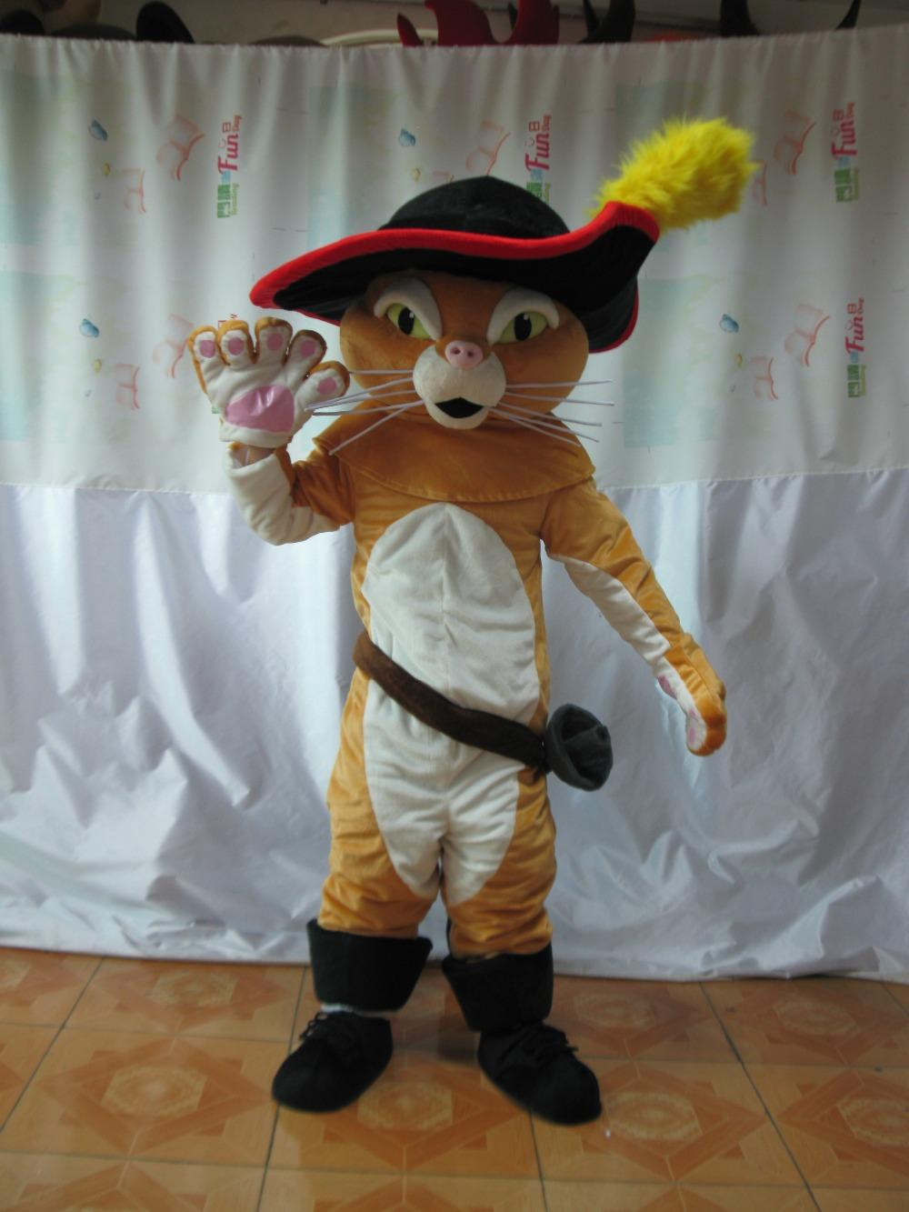 Adult Puss N Boots Costume 69