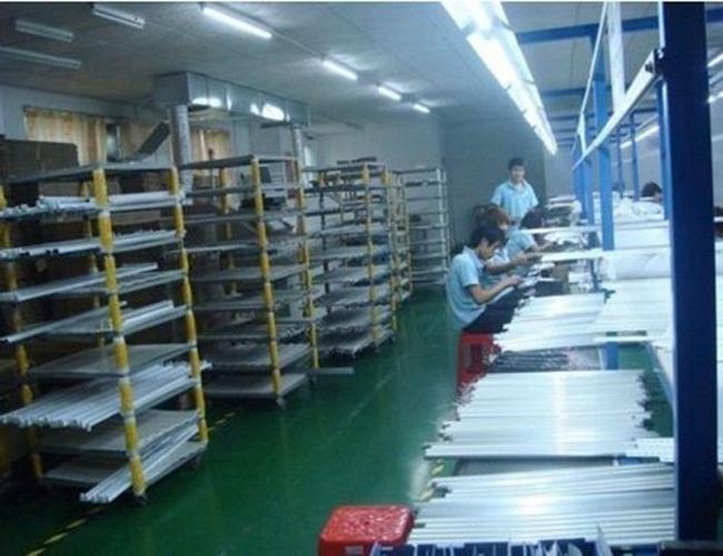 V 자 모양 T8 LED 튜브 조명 60W 8FT 2.4M 통합 쿨러 도어 LED 형광 튜브 라이트 램프 270ANGLE 더블 글로우 조명 85-265V