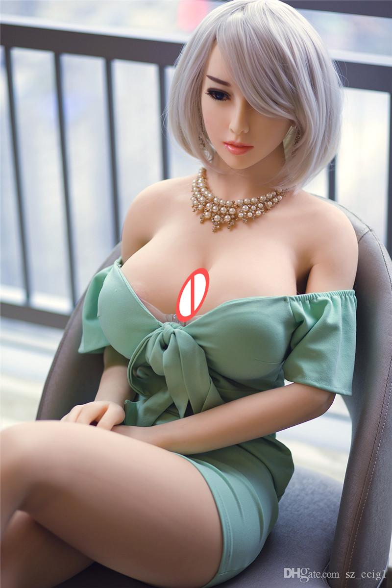 Full Silicone Love Doll Rubber Sex Doll Living Love Doll Huge Breast Big Ass 170CM Top Quality Adult Dolls