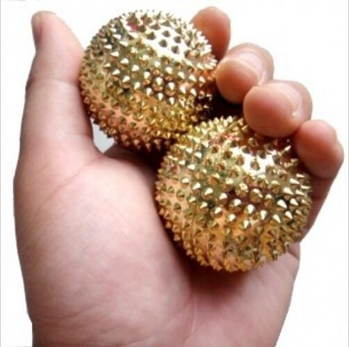 التجزئة الجدة اليد بالم مدلك إبرة تدليك كرات تحفيز تدليك الكرة والدبابيس لياقة الجسم تخفيض الدهون الإمدادات