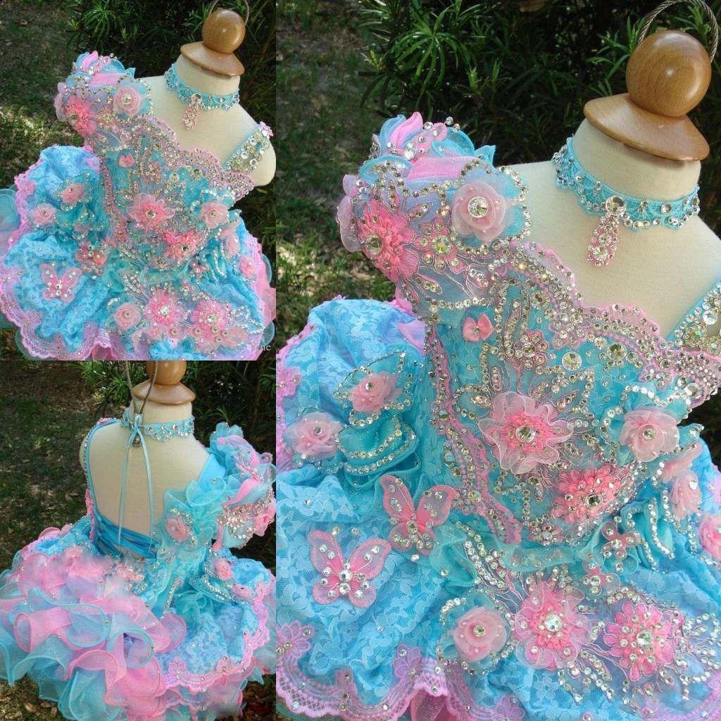 Glitz Pageant Dresses