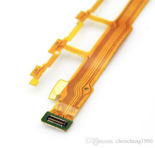 Gute Preis NEUE Original Power Volume Auf Aus-schalter Flex Kabel Für Sony Z L36h C6603 C6602