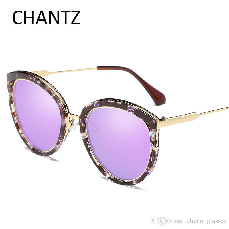 991cf6f271 Vintage Cat Eye Polarized Sunglasses Women Eyewear Accessories Retro Brand  Round Sun Glasses For Men UV400 Lentes De Sol Mujer Custom Sunglasses Heart  ...