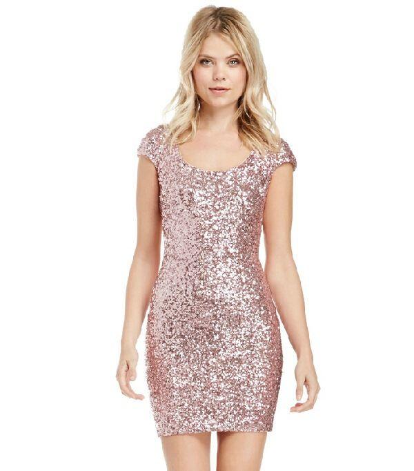Großhandel Europa Und Amerika Art Und Weise Frauen Diamante Kleid ...