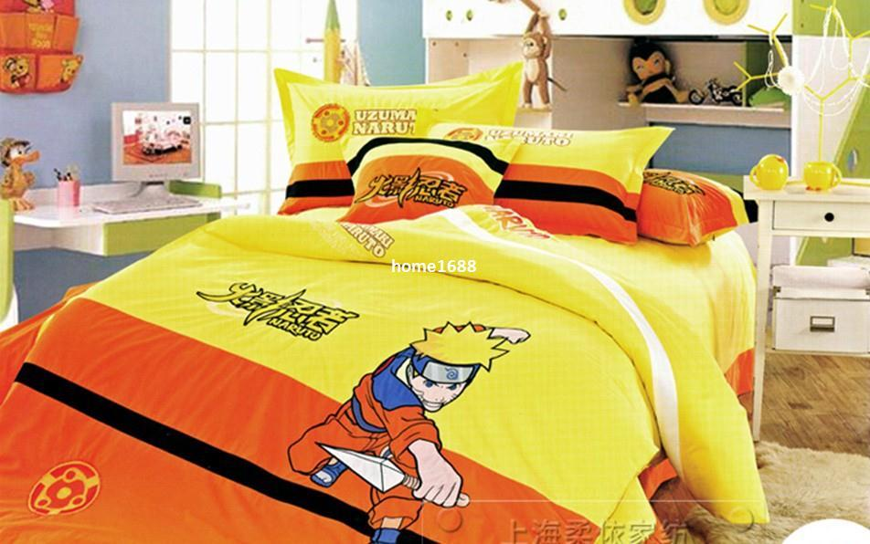 2018 Naruto Bedding/Kids Duvet Covers Twin/Bed Set For Children/Twin Bedding /Childrenu0027S Beds/Bedding Set For Children/Kids Sheet Sets From Home1688, ...