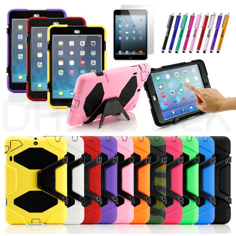 Cheap Tablet Cases On Sale Military Builders Heavy Duty Smart Covers Best Protective For Ipad/Samsung T5 A Case