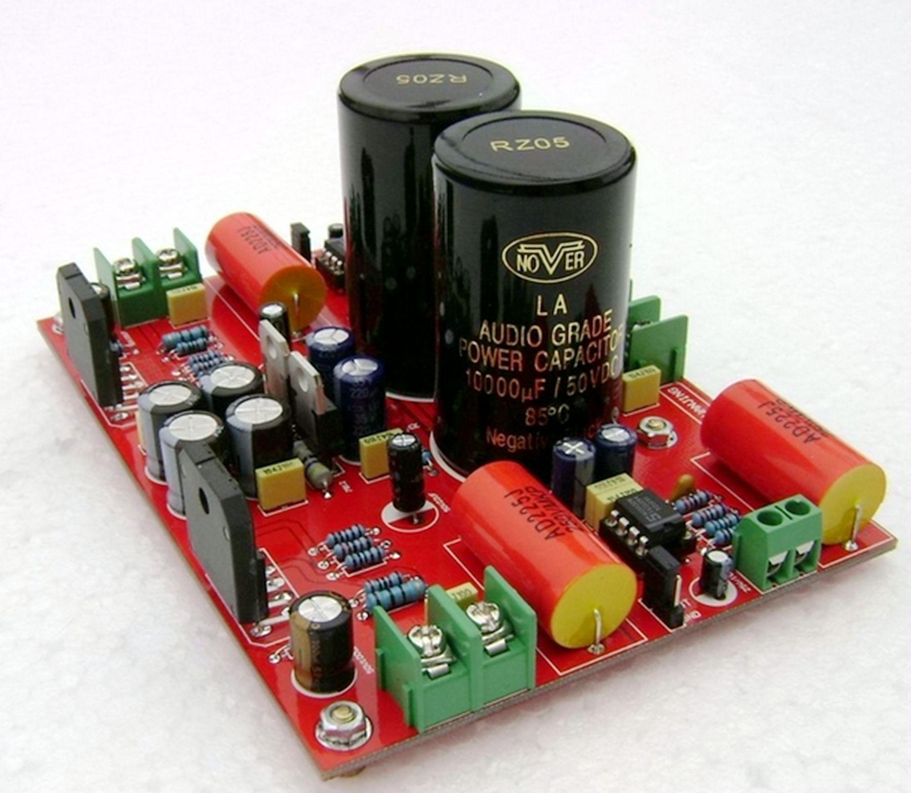 2018 Lm3886 Large S 5532 Amplifier Board Fever Edition Deluxe High Power Circuit Using Integrated From Wonderful Land 4149
