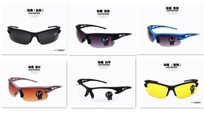 01d136032e Best Price New Fashion Bicycle Glass Sun Glasses Sports Goggles Driving Sunglasses  Cycling D614 Cycling Eyewear Bicycle Glass Sports Sunglasses Online with ...