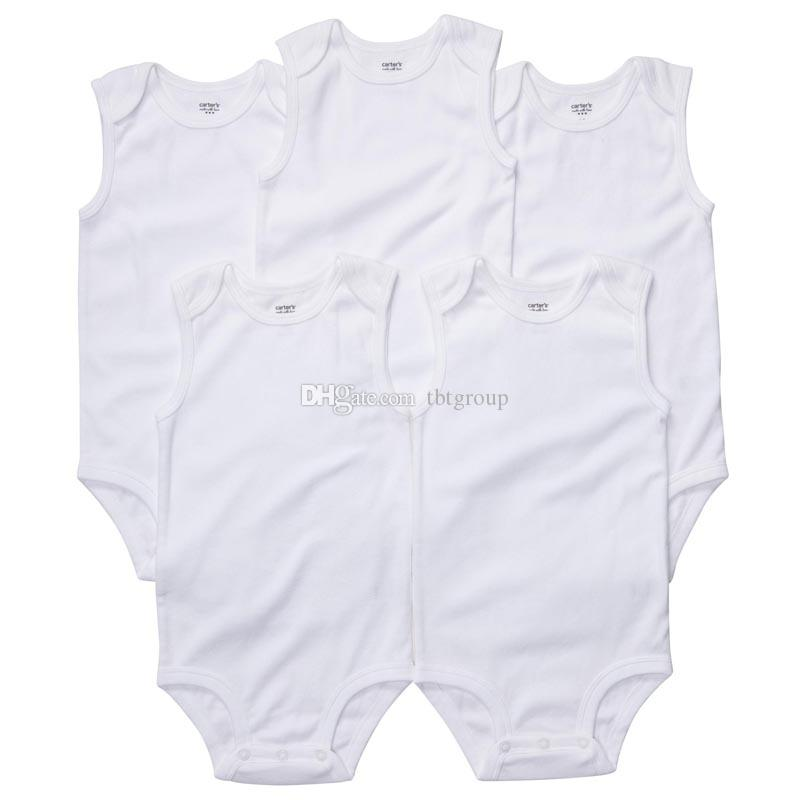 Baby Rompere Attito Tute Onesies senza maniche Leotard Climbing Attry100% Cotton Baby Boy Girl Girl Triangle Pagliaccetto in cotone a maniche lunghe