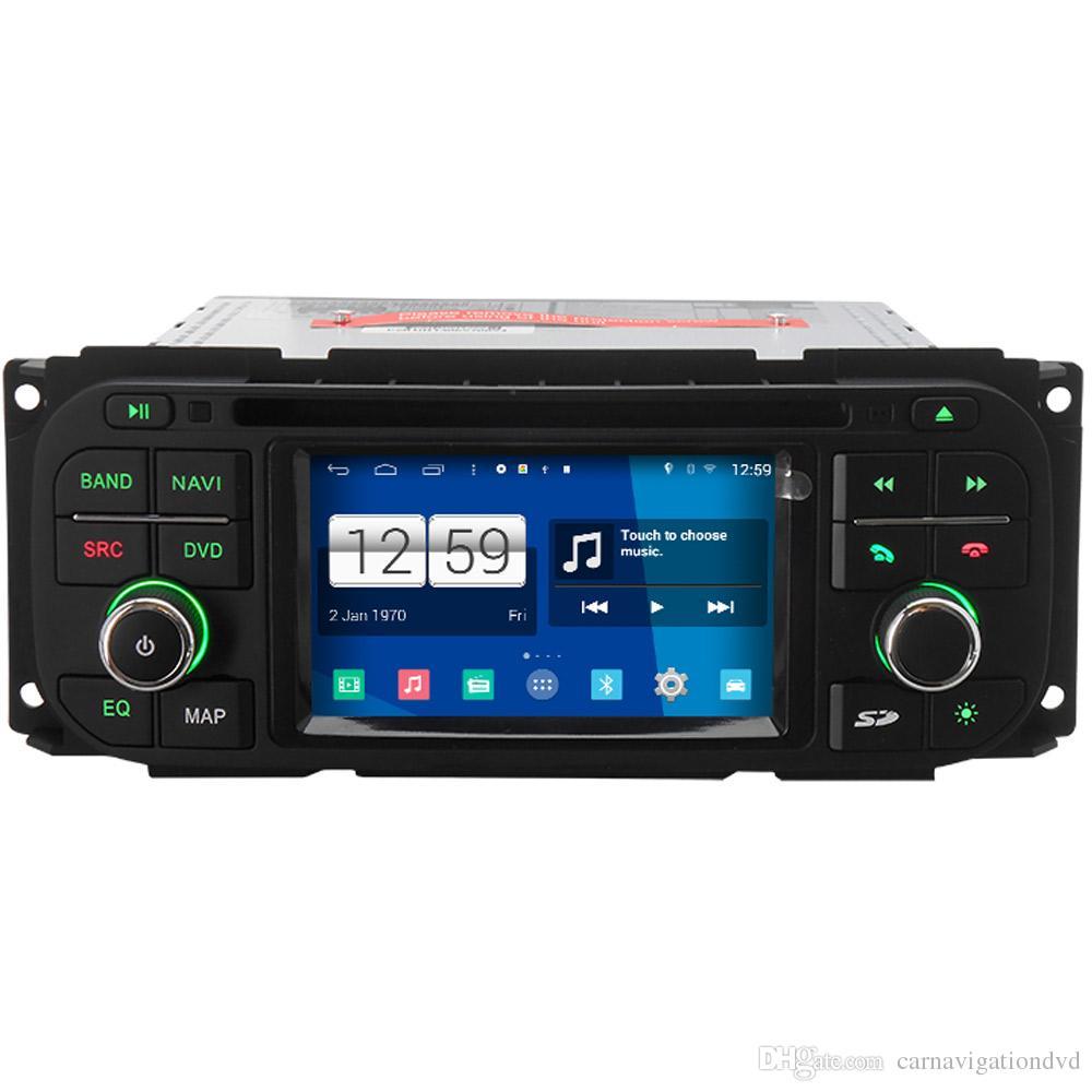 Winca s160 android 4 4 system car dvd gps headunit sat nav for jeep grand cherokee